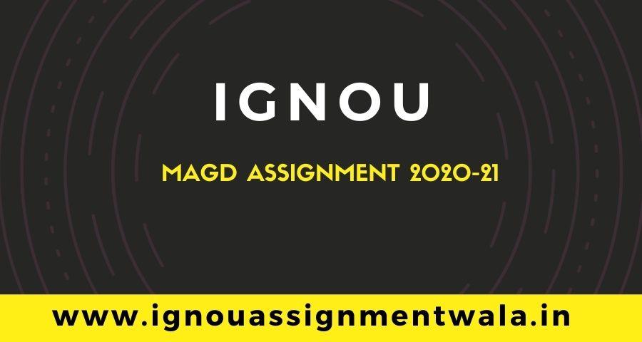 IGNOU MS-44 ASSIGNMENT QUESTION DEC 2020
