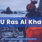 IGNOU Ras Al khaimah