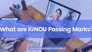 Read more about the article What are IGNOU Passing Marks ?